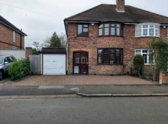 Wellesbourne Drive, Glenfield Image